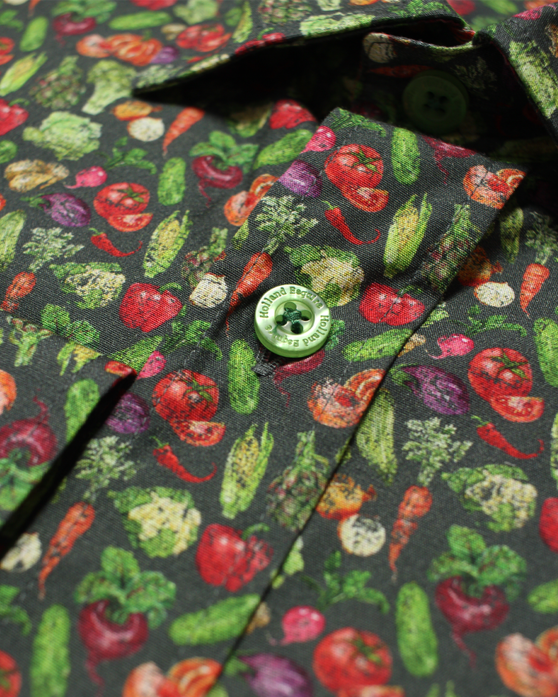 Vintage Veg Shirt - Holland Esquire