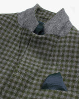 Green Check Reginald Jacket