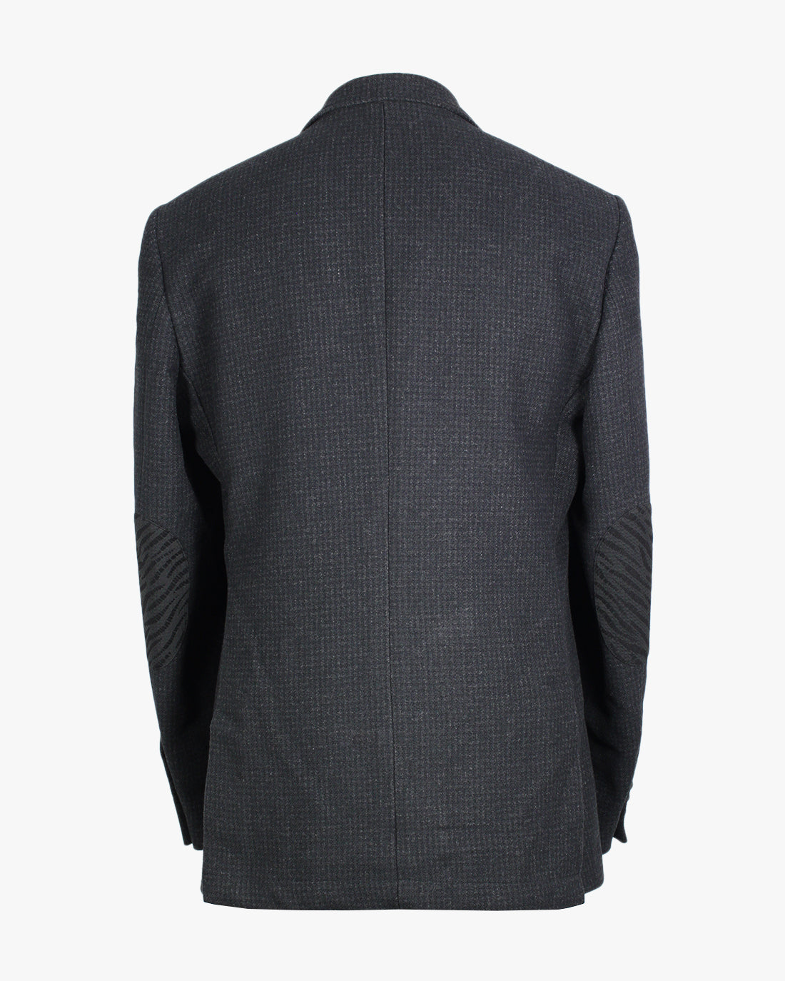 Charcoal Houndstooth Bertie Jacket - Holland Esquire