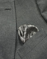 Charcoal Canvas Bertie Jacket - Holland Esquire