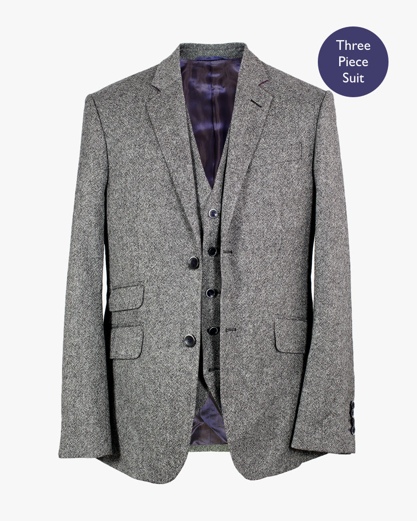 Holland Esquire Three-Piece Suits: SS15 Collection