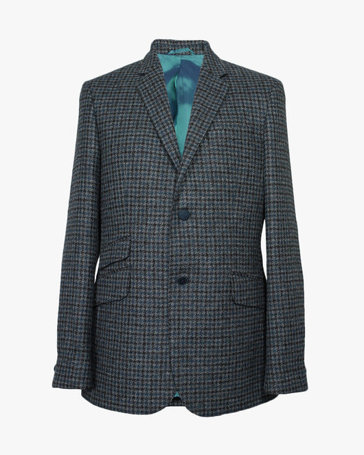 Petrol Check Reginald Jacket - Holland Esquire