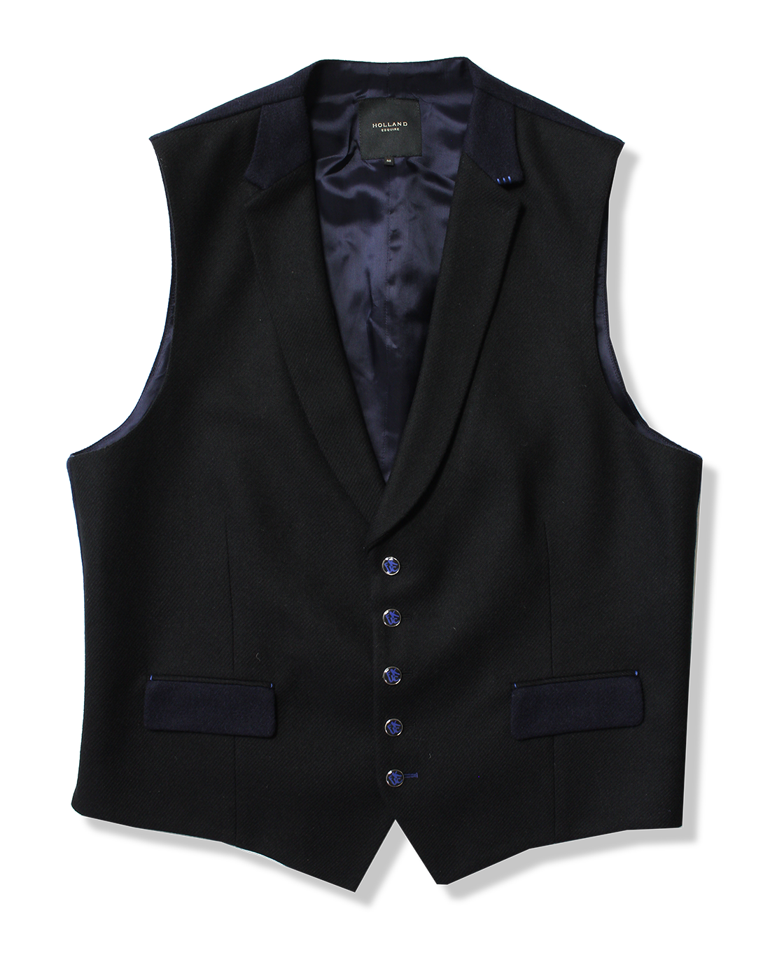 The Fuck Waistcoat - Holland Esquire