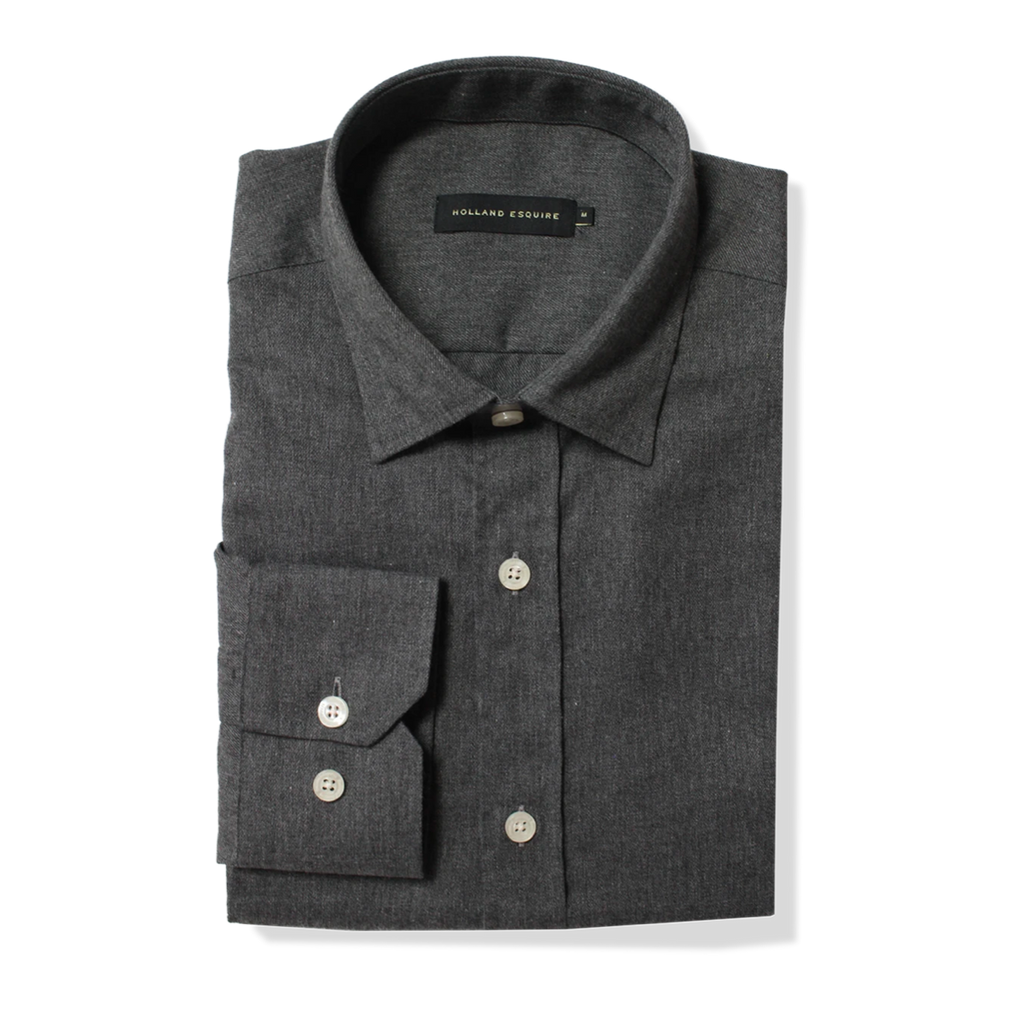 The Grey Flannel Shirt