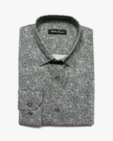 Grey Liberty Daisy Button Under Shirt