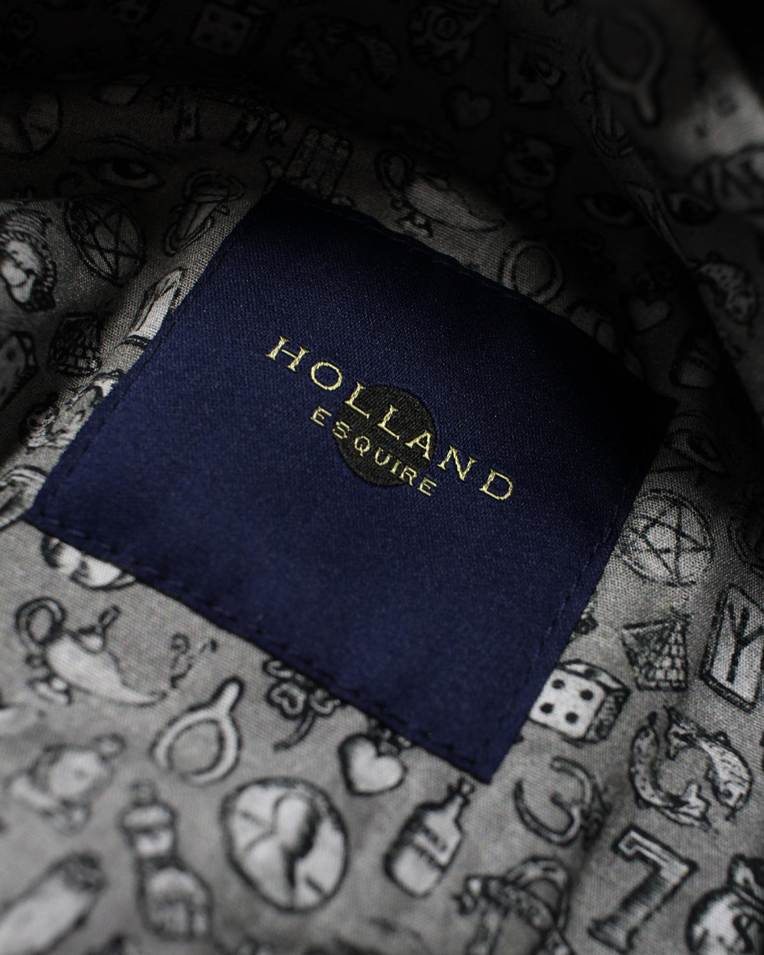 The Lucky Cap - Holland Esquire