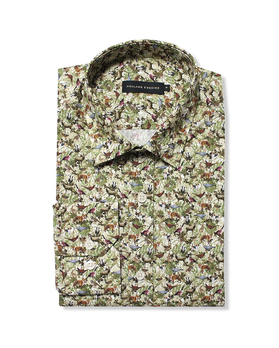 The ROTW Shirt - Holland Esquire