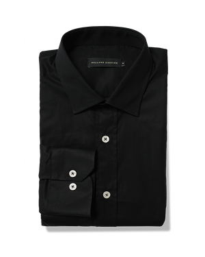 The Skulls Shirt Black - Holland Esquire