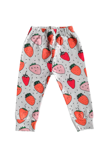 "'Sour Strawberry"" Pants"