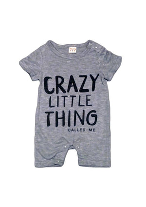 'Crazy Little Thing' Romper