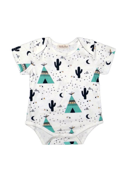 Indian Tipi Romper