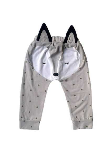 Fox Face Pants