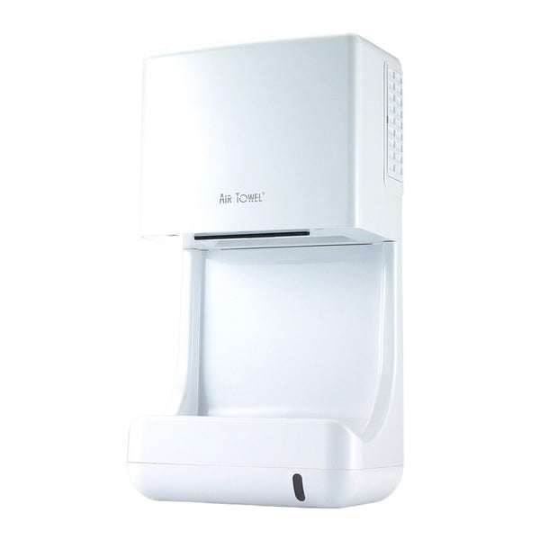 Air Towel Hand Dryer with Temperature Control & Removable Tray