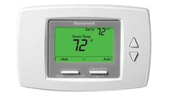 Thermostats - 24 VAC (low voltage)