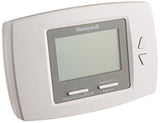 Honeywell Digital Fan Coil Thermostat - 24 VAC (low voltage) - Angled