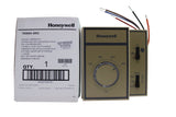 Honeywell Manual Changeover Mechanical Thermostat - 120 VAC - Packaging