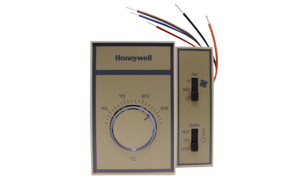 Honeywell Manual Changeover Mechanical Thermostat