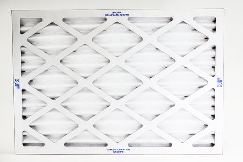 "18"" x 20"" Pleated Air Filter - MERV 8"