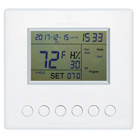 Wi-Fi-Enabled Thermostat