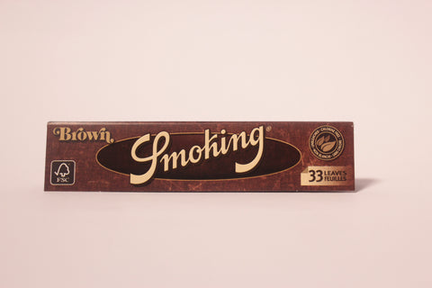 Smoking king size - Brown