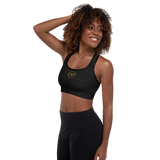 Wellfitness Service Provider Padded Sports Bra