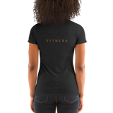 Wellfitness Trainer Ladies' short sleeve t-shirt