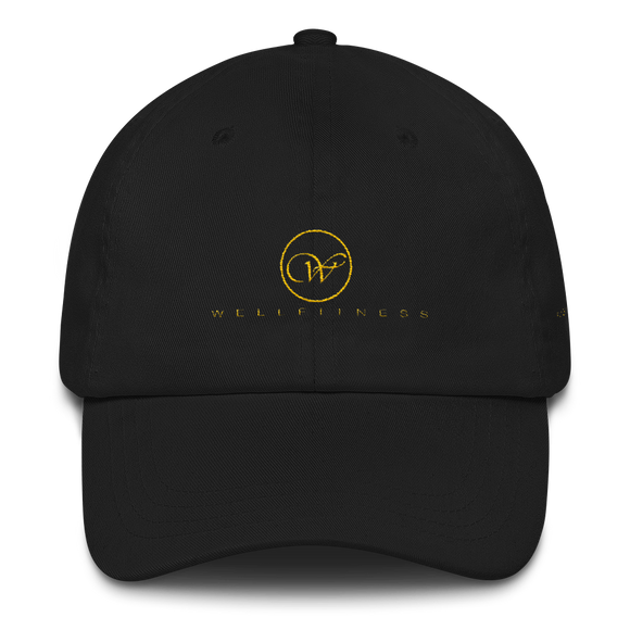 Wellfitnes fitness instructor cap