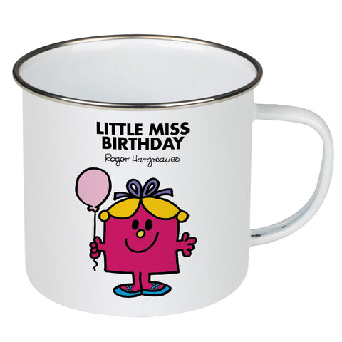 Little Miss Birthday Children's Mug