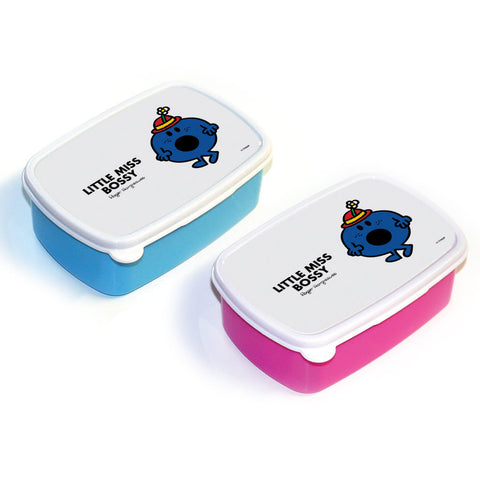 Little Miss Bossy Lunchbox