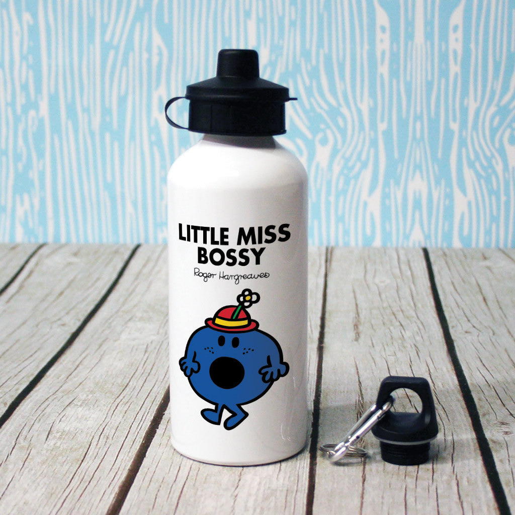 Little Miss Bossy Water Bottle (Lifestyle)