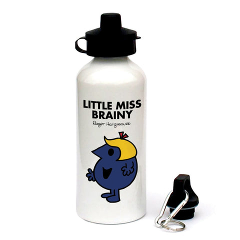 Little Miss Brainy Water Bottle