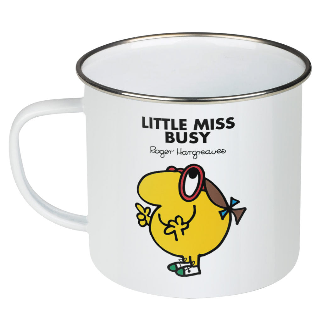 Little Miss Busy Children's Mug