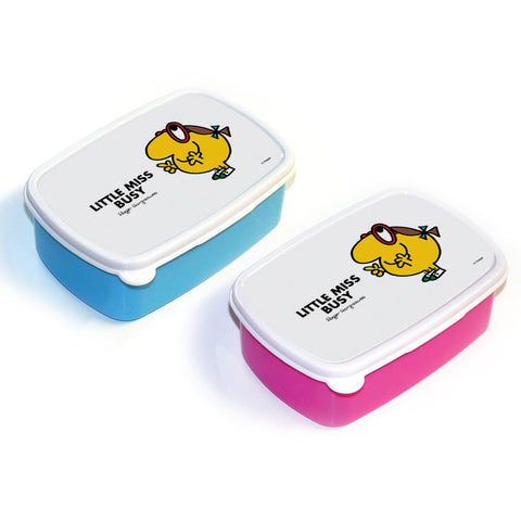 Little Miss Busy Lunchbox