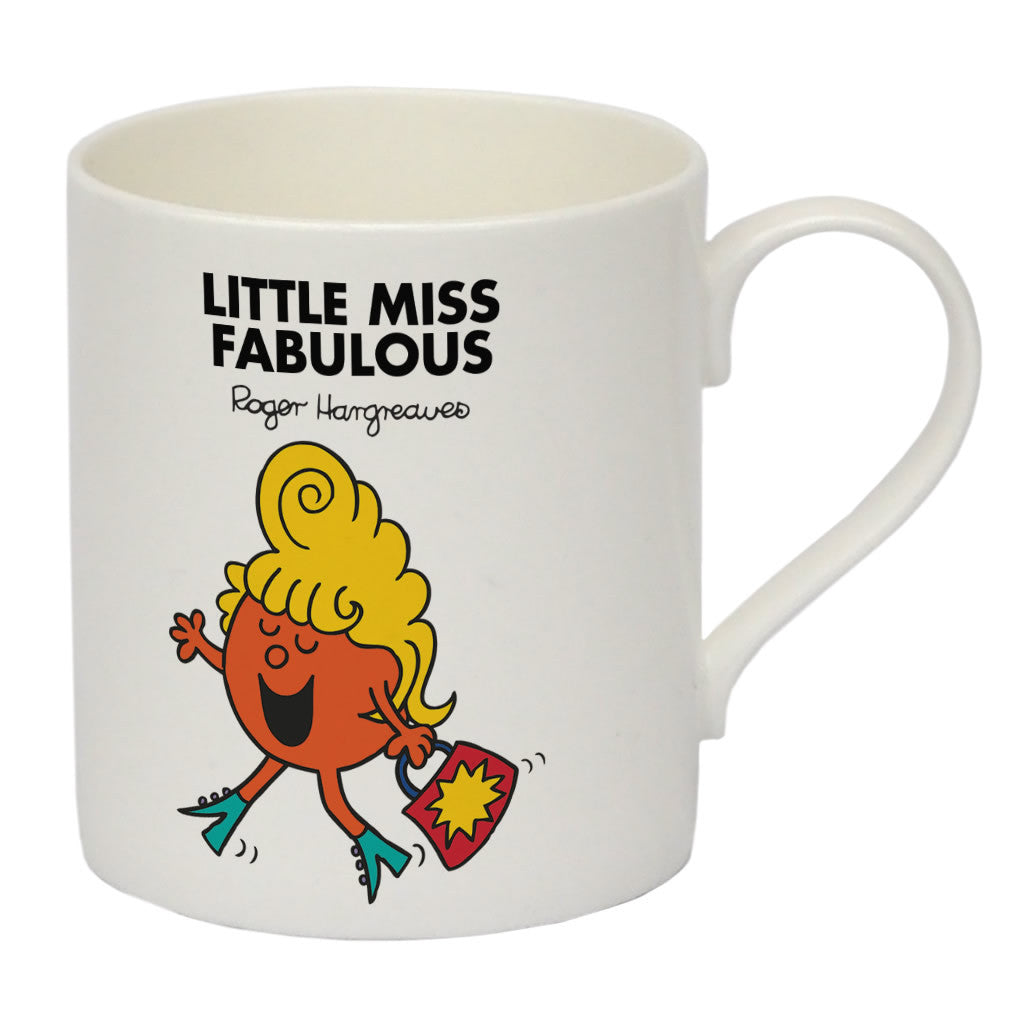 Little Miss Fabulous Bone China Mug