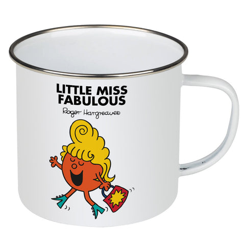Little Miss Fabulous Children's Mug