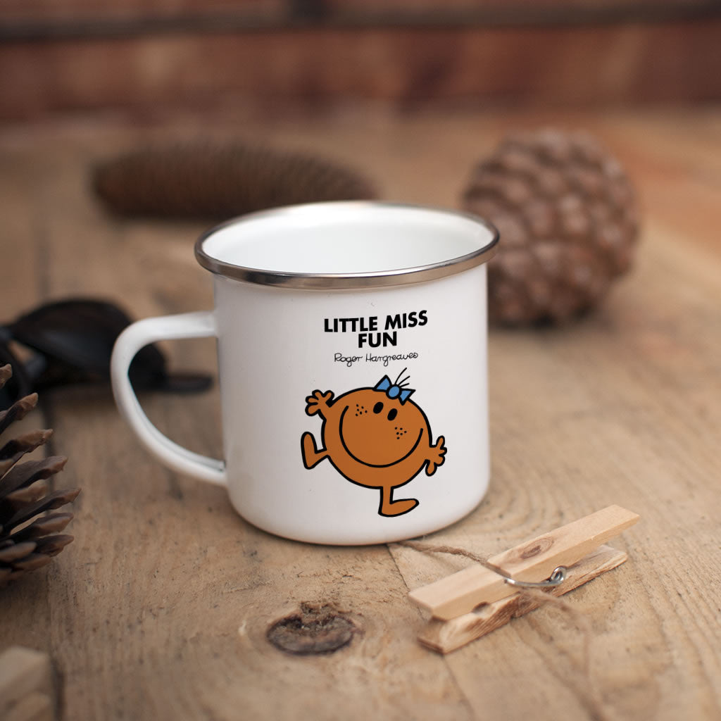 Little Miss Fun Children's Mug (Lifestyle)