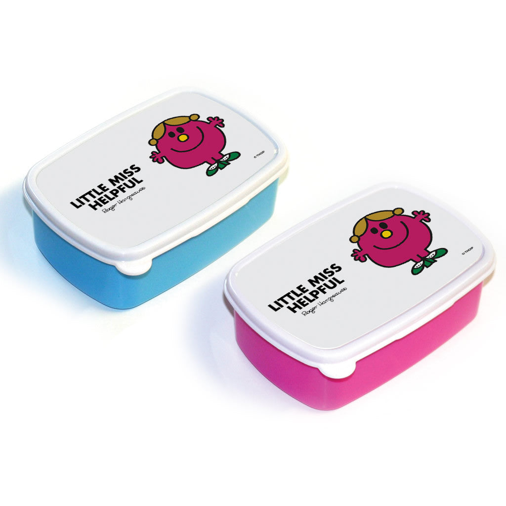 Little Miss Helpful Lunchbox