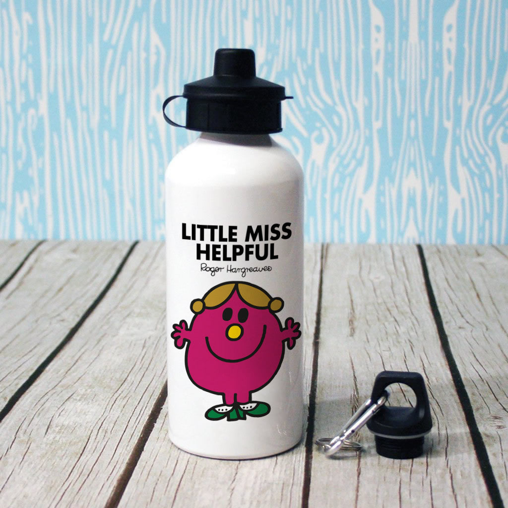 Little Miss Helpful Water Bottle (Lifestyle)