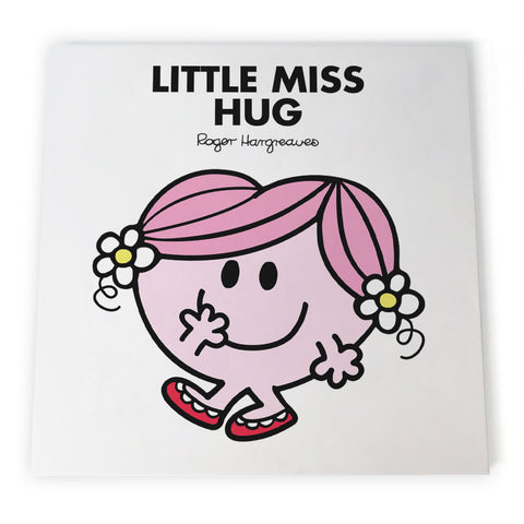 Little Miss Hug Canvas