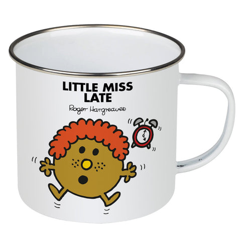 Little Miss Late Children's Mug