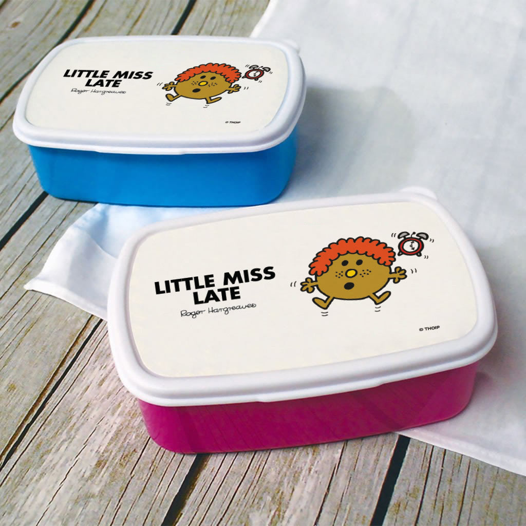 Little Miss Late Lunchbox (Lifestyle)
