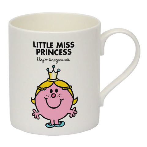 Little Miss Princess Bone China Mug