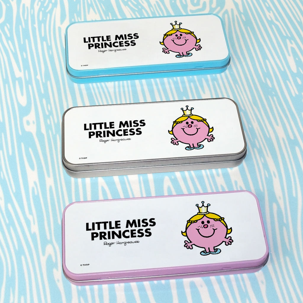 Little Miss Princess Pencil Case Tin (Lifestyle)