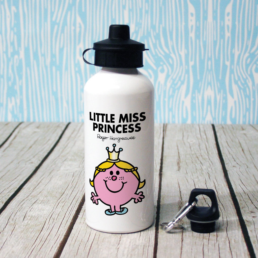 Little Miss Princess Water Bottle (Lifestyle)