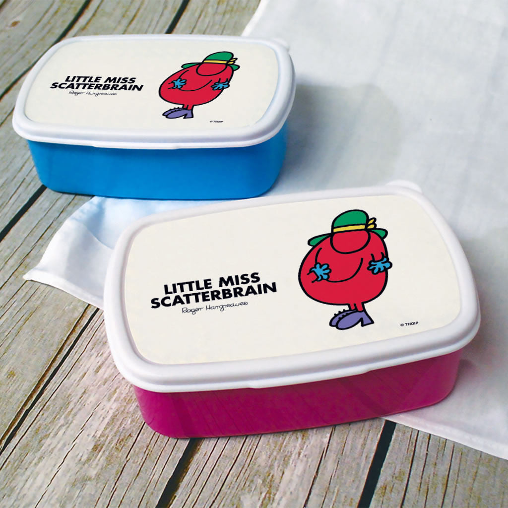 Little Miss Scatterbrain Lunchbox (Lifestyle)