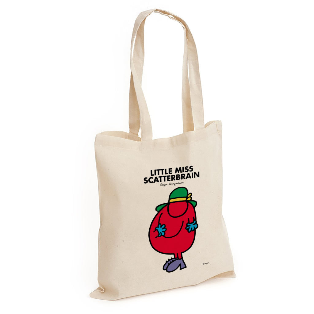 Little Miss Scatterbrain Long Handled Tote Bag