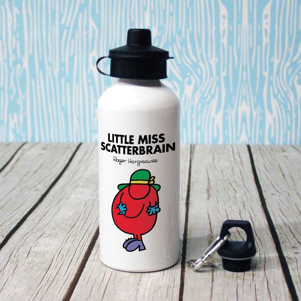 Little Miss Scatterbrain Water Bottle (Lifestyle)