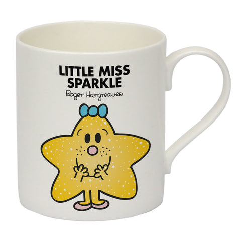 Little Miss Sparkle Bone China Mug