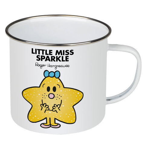 Little Miss Sparkle Children's Mug