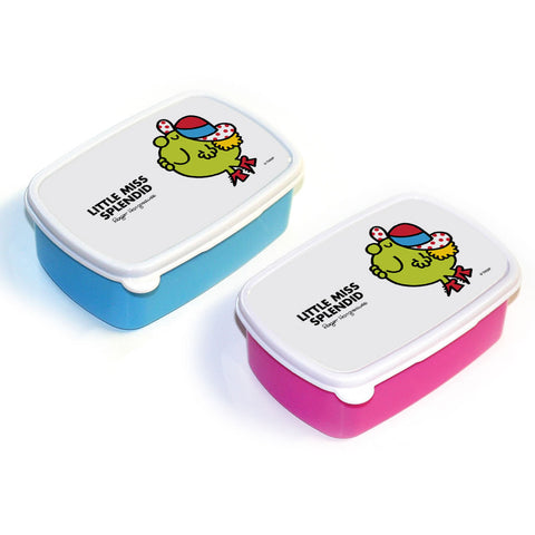 Little Miss Splendid Lunchbox